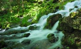 Cascade royalty-vrije stock afbeelding