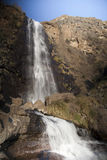 Cascade au Lesotho Photographie stock