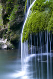 Cascade Bigar . The National Park Cheile Nerei ROMANIA Stock Photo