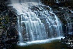 Cascade at Black River Falls Royalty Free Stock Photos