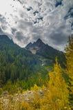 Cascade Canyon - Grand Teton National Park Stock Photo