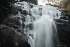 Cascade Chiangmai en Thaïlande Photo stock