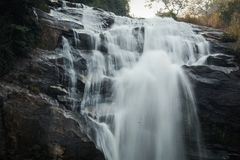 Cascade Chiangmai en Thaïlande photo stock