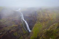 Cascade, Cliffs, Environment royalty free stock photos