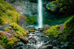 Cascade, Creek, Environment, Falls stock images