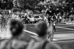 2014 Cascade Cycling Classic Road Race. The 2014 Cascade Cycling Classic Road Race Prologue in Bend, Oregon Stock Photos