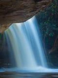 Cascade d'Irrawong Photo libre de droits