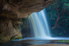 Cascade d'Irrawong Images libres de droits