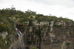 Cascade d'Oribi Photo libre de droits