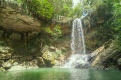 Cascade dans Gozalandia photos stock