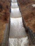 Cascade dans Mississauga Images libres de droits