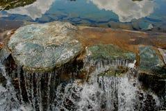 Cascade de Balea Image libre de droits