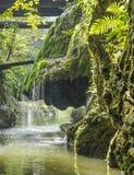 Cascade de Bigar Photographie stock libre de droits