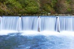 Cascade de cascade Photos stock