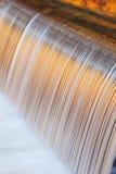 Cascade de crique de Portage Images stock
