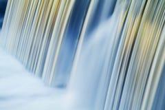 Cascade de crique de Portage Image libre de droits