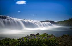 Cascade de Faxi Photographie stock libre de droits
