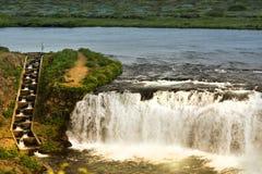 Cascade de Faxi image libre de droits