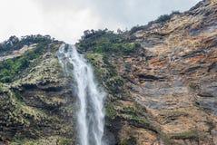 Cascade de Gocta photographie stock libre de droits