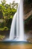 Cascade de Huai Luang Photos stock