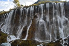 Cascade de Huangguoshu, Chine photo stock
