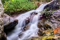 Cascade de Huay Kaew Images stock