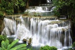 Cascade de Huaymaekamin Photo stock