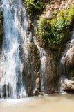 Cascade de knock-out-Luang chez Mae Ping National Park, Thaïlande Photographie stock libre de droits