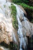 Cascade de knock-out-Luang chez Mae Ping National Park, Thaïlande Photo stock