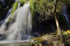 Cascade de Kravice Photos libres de droits