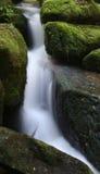 Cascade de l'eau Images libres de droits