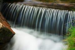 Cascade de l'eau Photographie stock