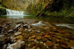 Cascade de l'Orégon photos stock