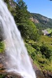 Cascade de la Norvège images stock
