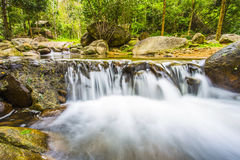 Cascade de la Thaïlande Images stock