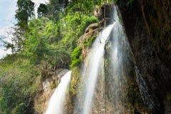 Cascade de la Thaïlande Photo stock
