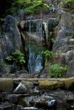 Cascade de lac stow images libres de droits