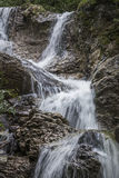 Cascade de Lainbach près de Kochel Photographie stock libre de droits