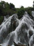 cascade de libo dans Guizhou images libres de droits