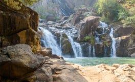 Cascade de Lodh ou de Burhaghat dans Jharkhand Photos stock