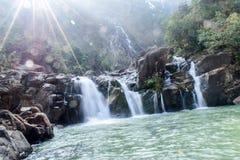 Cascade de Lodh ou de Burhaghat dans Jharkhand image libre de droits