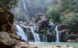 Cascade de Lodh ou de Burhaghat dans Jharkhand Image stock