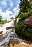 Cascade de Mae Klang, Thaïlande Photo libre de droits