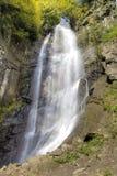 Cascade de Mahuntseti Adjara georgia photo stock