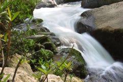 Cascade de Misol ha Photos stock