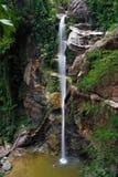 Cascade de Mok Fa Photos libres de droits