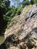 Cascade de Na Meauang Images libres de droits
