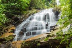 cascade de nature Images stock