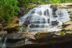 cascade de nature Photographie stock libre de droits