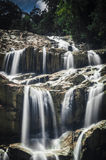 Cascade de Panching Images stock
